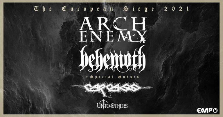 MoreCore Adventskalender Arch Enemy Behemoth