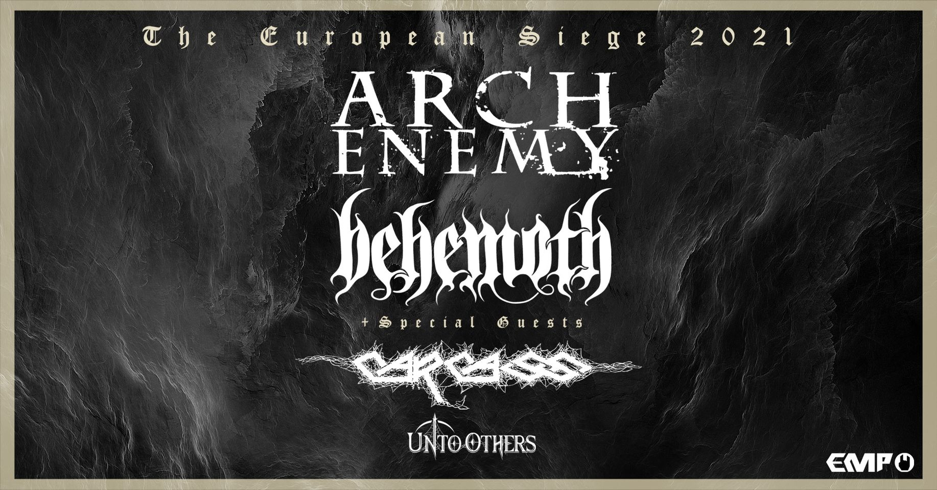 MoreCore Adventskalender Arch Enemy Behemoth