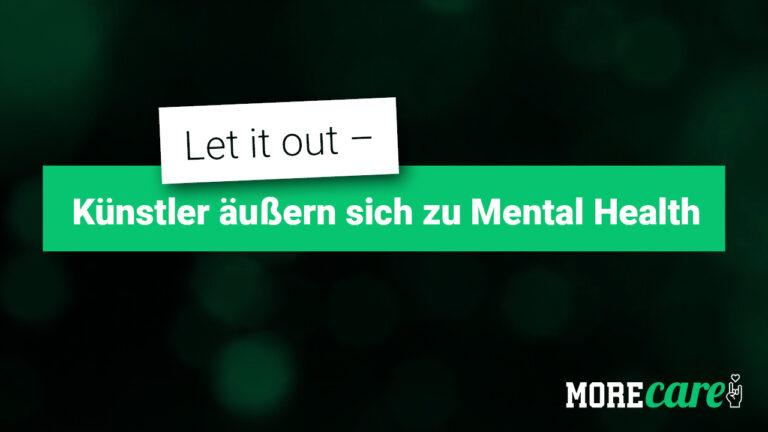 Mental Health Woche MoreCare Week