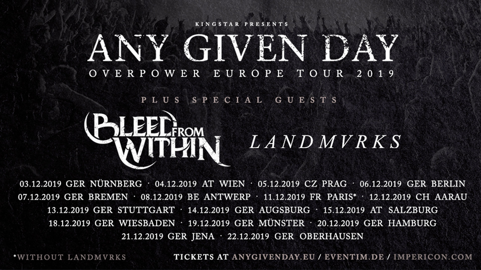 Any Given Day Adventskalender