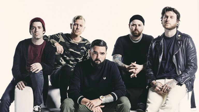 A Day To Remember ADTR