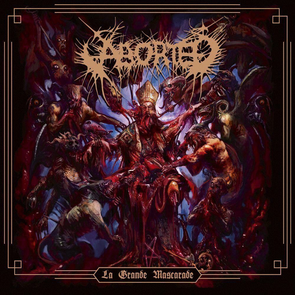 Aborted La Grande Mascerade EP