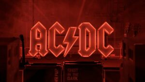 AC/DC ACDC Shot In The Dark PWR UP Power Up