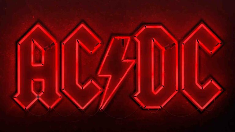 AC/DC ACDC PWRUP PWR UP POWER Shot In The Dark