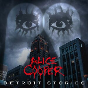 Alice Cooper Detroit Stories
