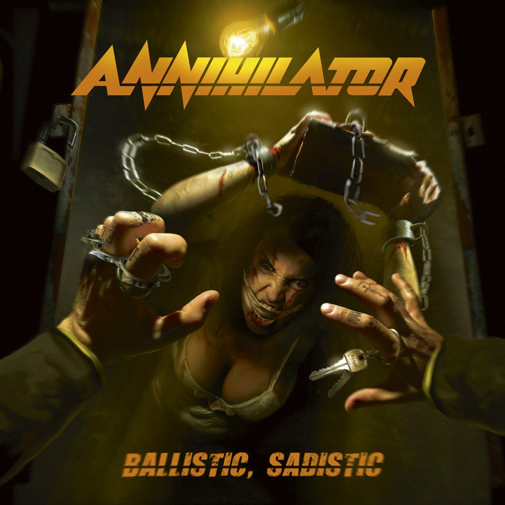 Annihilator Ballistic Sadistic