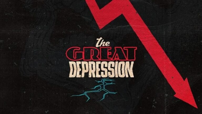 As It Is The Great Depression
