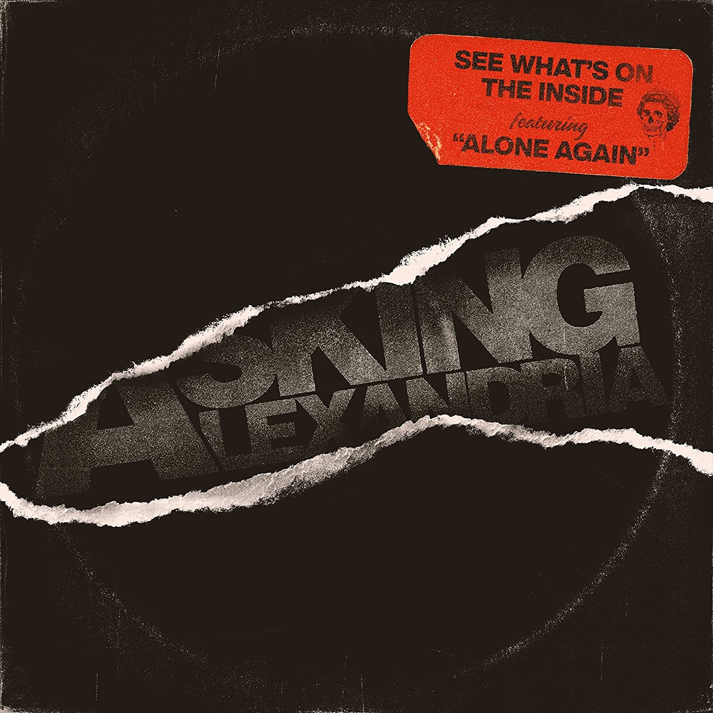 Asking Alexandria See What's On The Inside