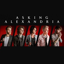 Asking Alexandria Tickets Tour