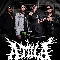 Attila Tickets