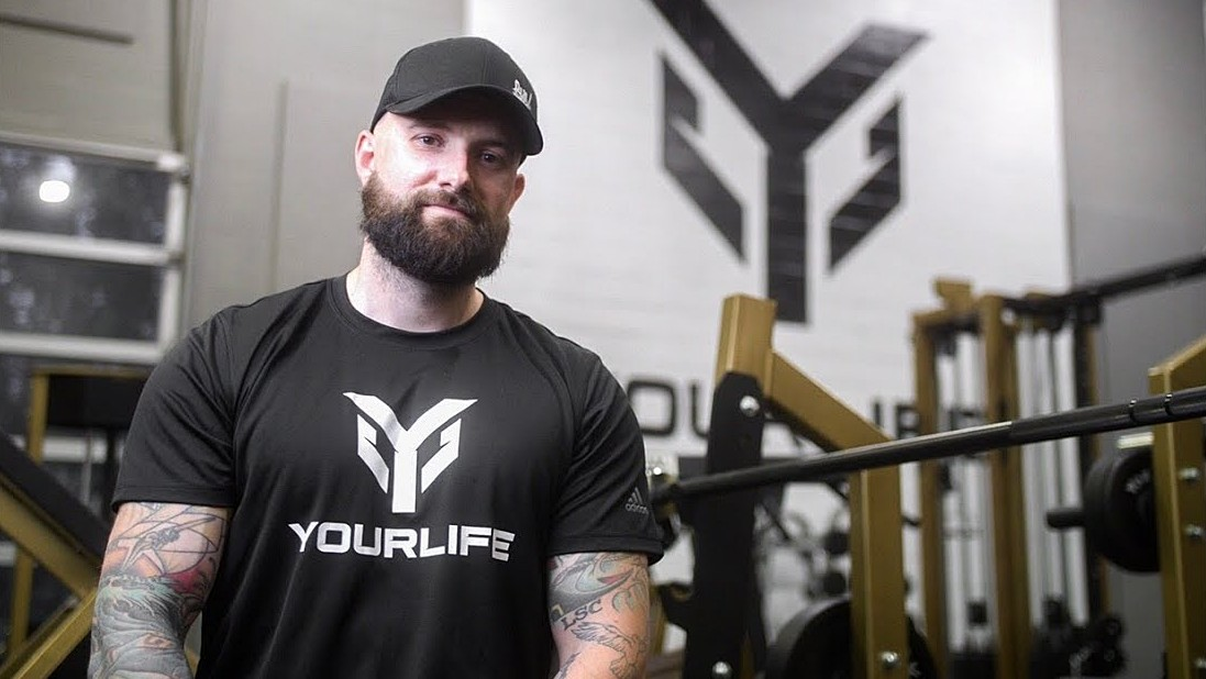 August Burns Red Jake Luhrs YourLife Gym