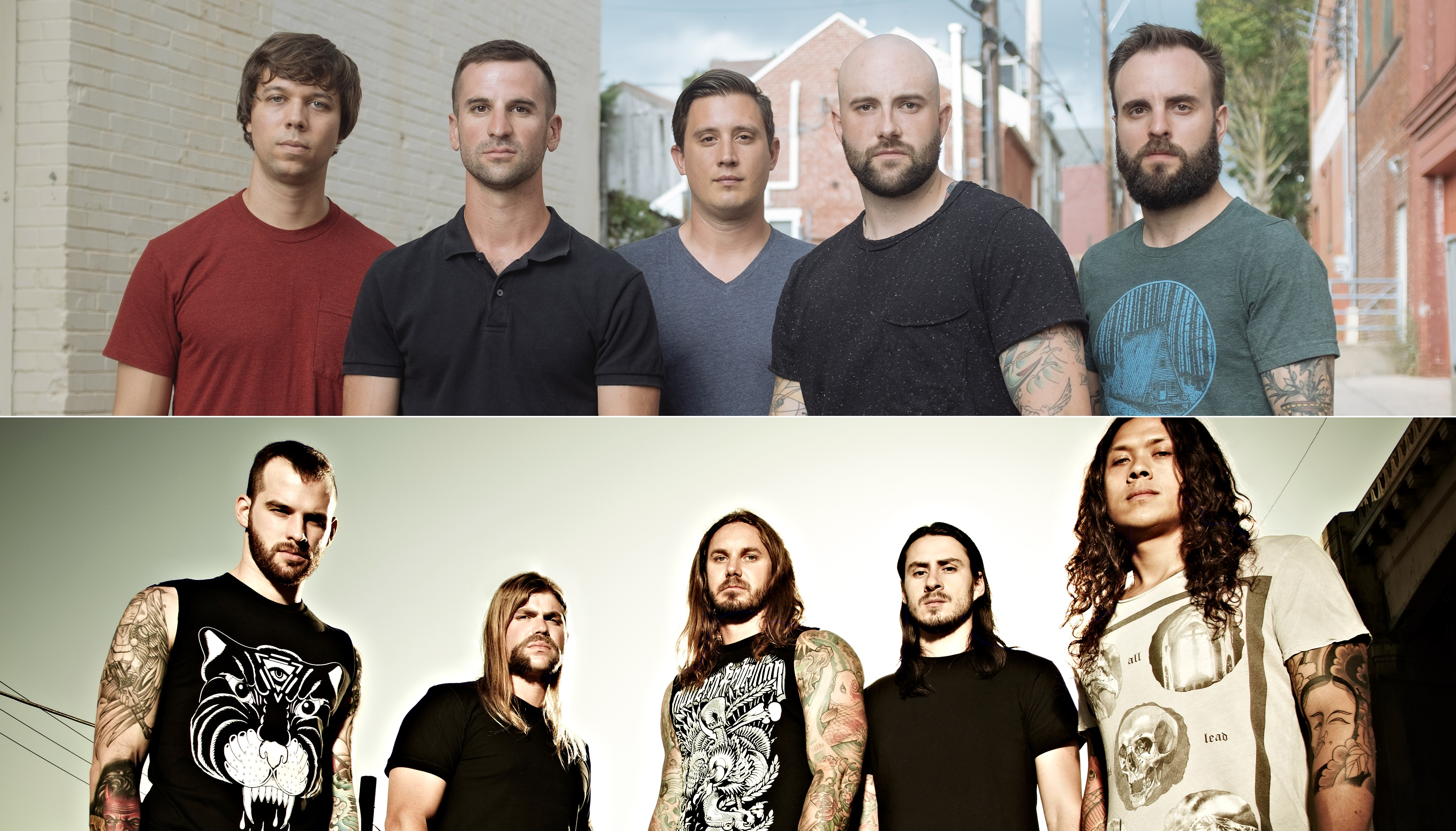 August Burns Red As I Lay Dying