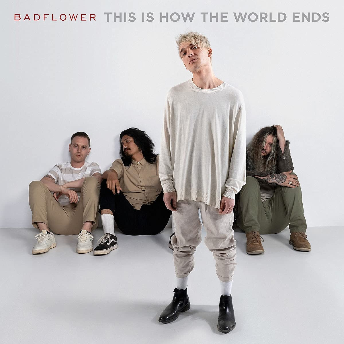 Badflower This Is How The World Ends