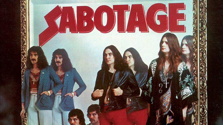 Black Sabbath Sabotage 2021