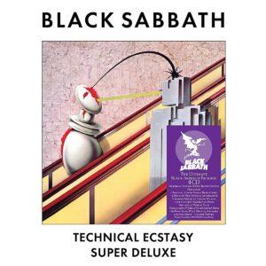 Black Sabbath Technical Ecstasy Super Deluxe