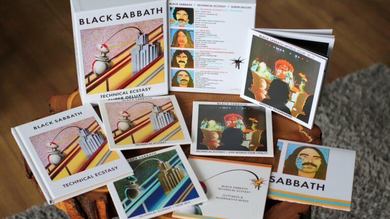 Black Sabbath Technical Ecstasy Super Deluxe Box