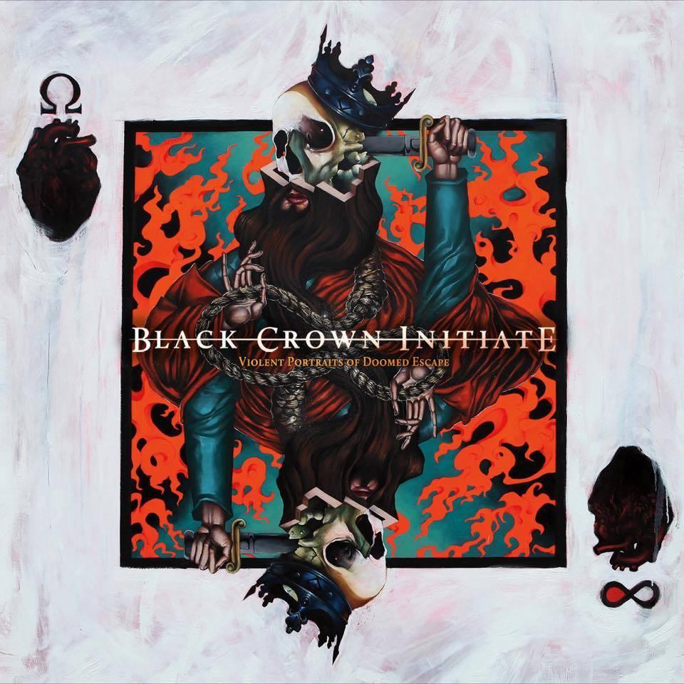 Black Crown Initiate Violent Portraits Of Doomed Escape