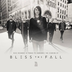 Blessthefall Tickets Tour