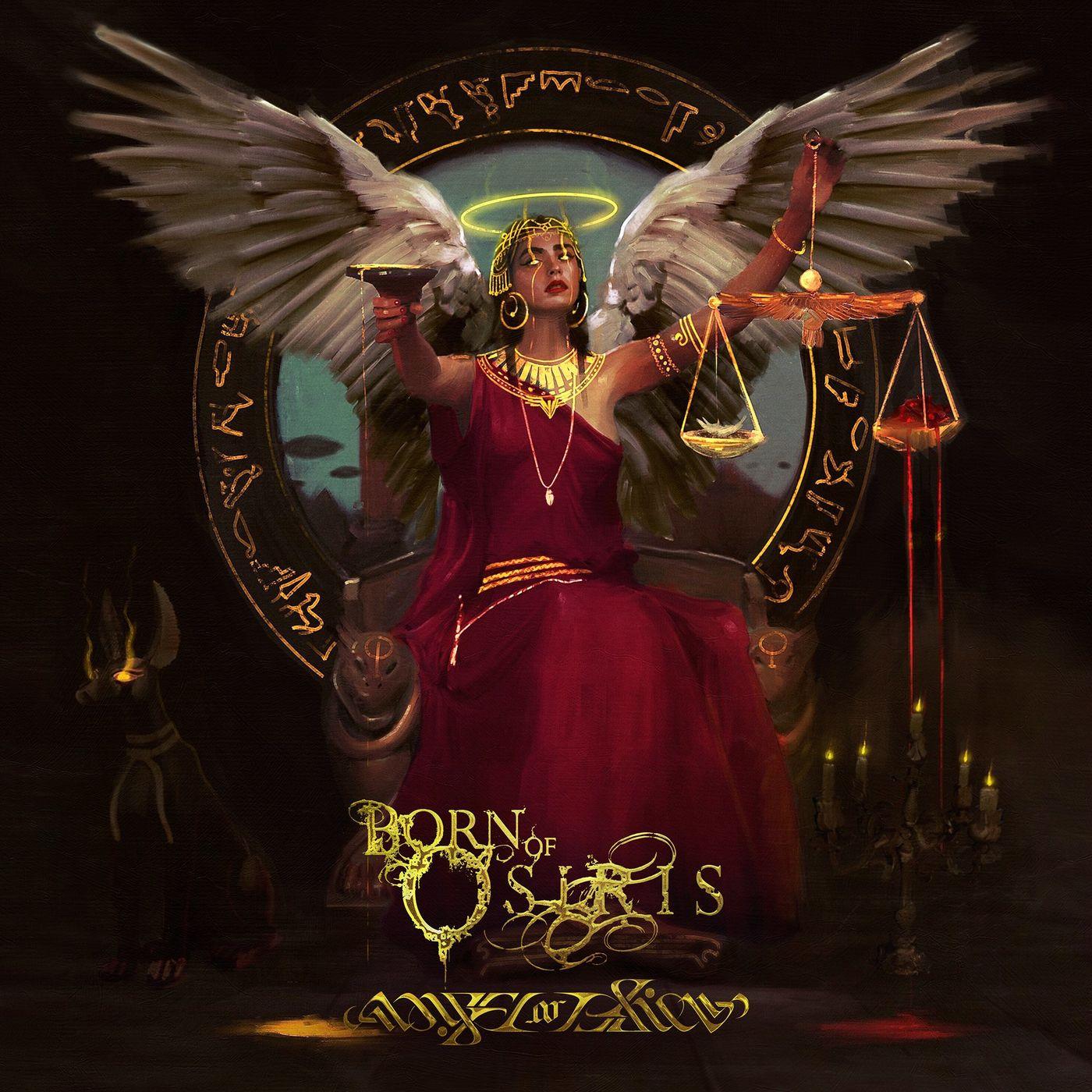 Born Of Osiris Angel Or Alien