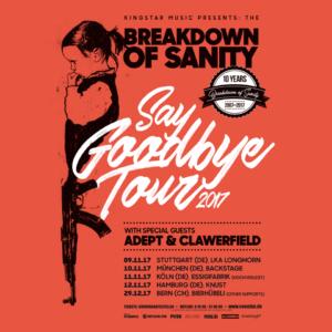 Breakdown of Sanity Tickets