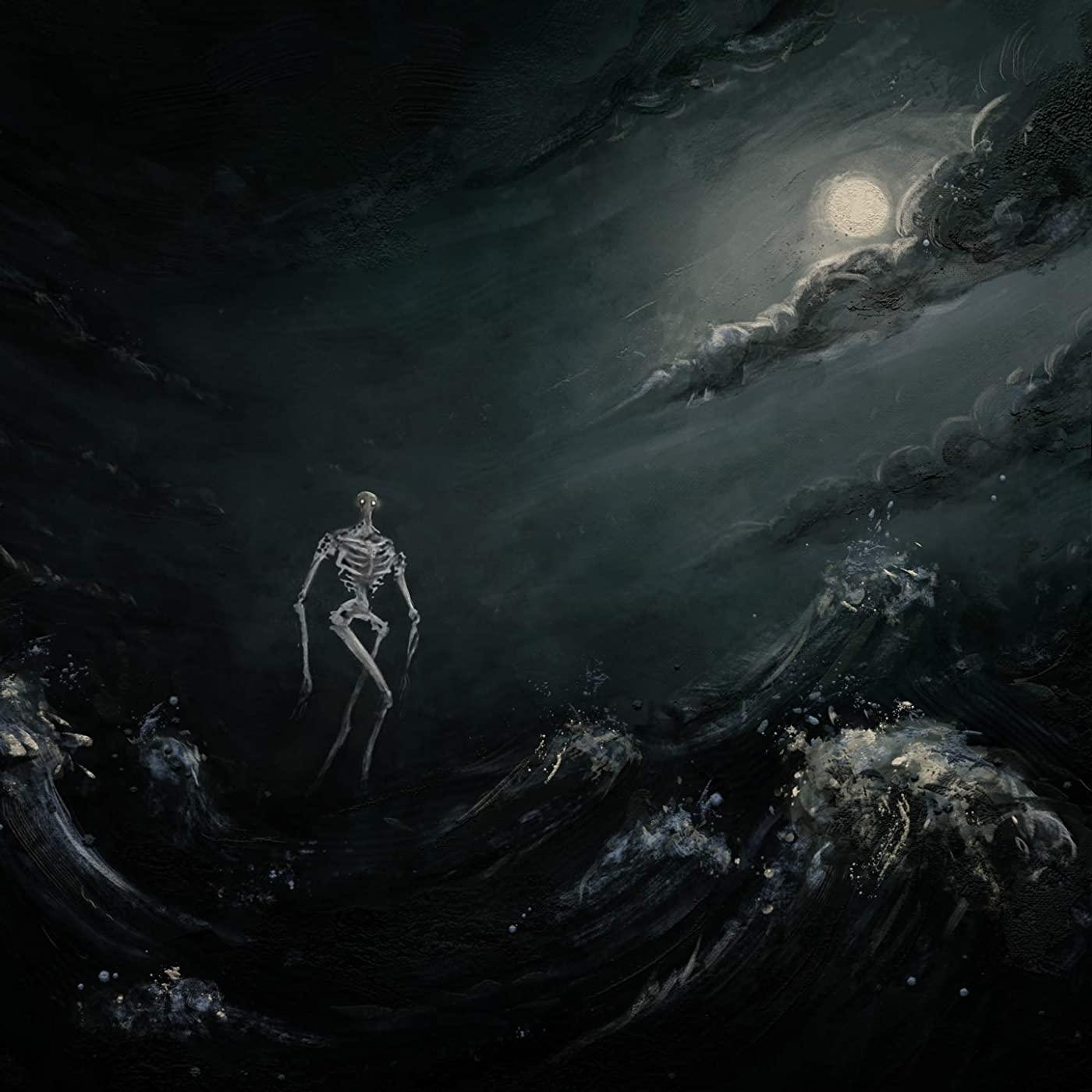 Broadside Into The Raging Sea