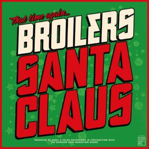 Broilers Santa Claus