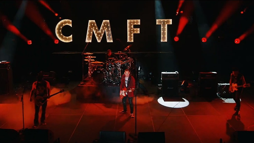 Corey Taylor Slipknot Stone Sour