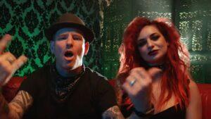 Corey Taylor Moonshine Bandits Alicia Taylor Slipknot Stone Sour