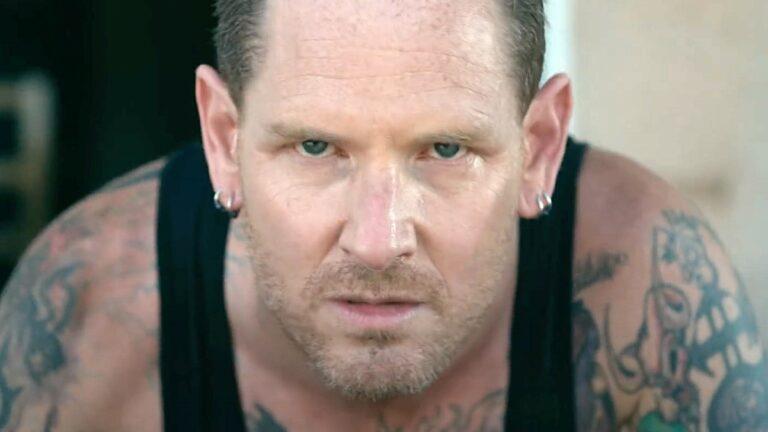 Corey Taylor CMFT Slipknot Stone Sour