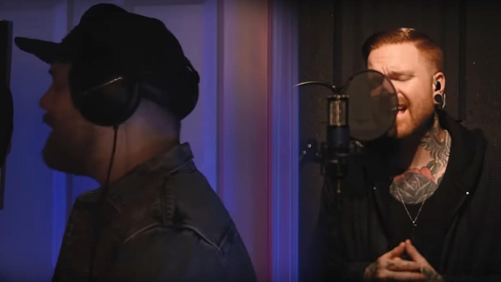Danny Worsnop Asking Alexandria Matty Mullins Memphis May Fire Justin Timberlake