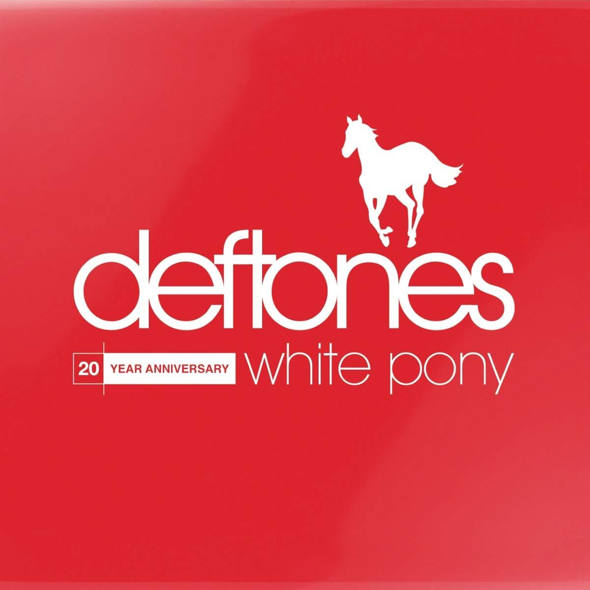 Deftones White Pony 20th Anniversary Edition