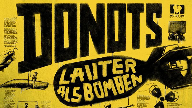 Donots Lauter Als Bomben Album 2018