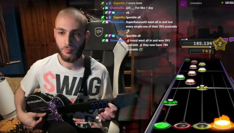 Guitar Hero Dragonforce
