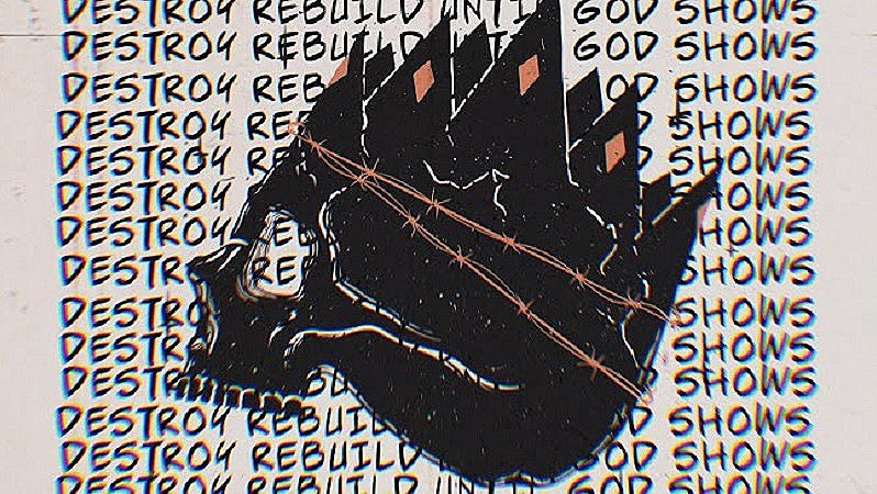 DRUGS D.R.U.G.S Destroy Rebuild Until God Shows