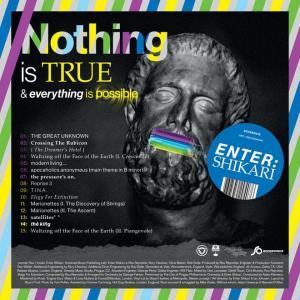 Enter Shikari Nothing Is True & Everything Is Possible