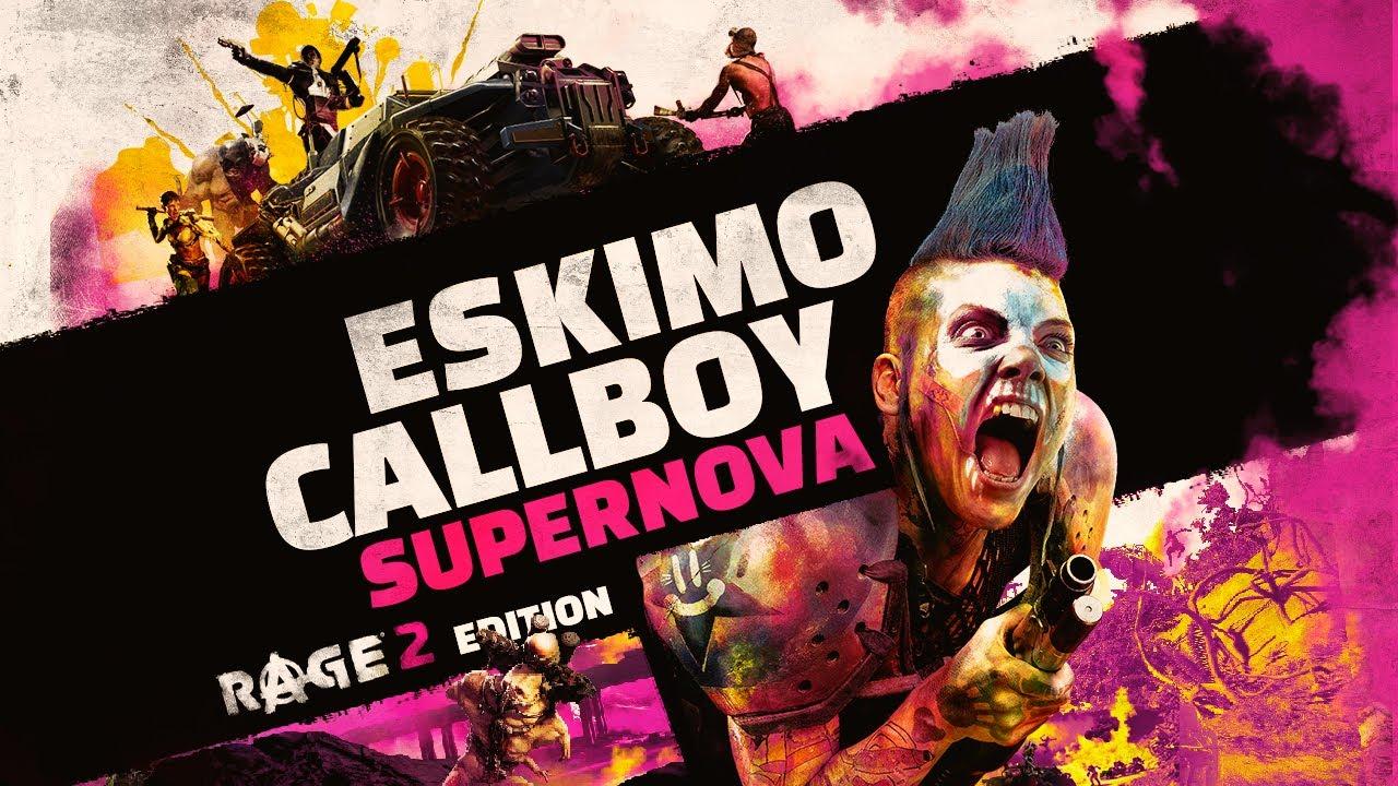Eskimo Callboy Rage 2