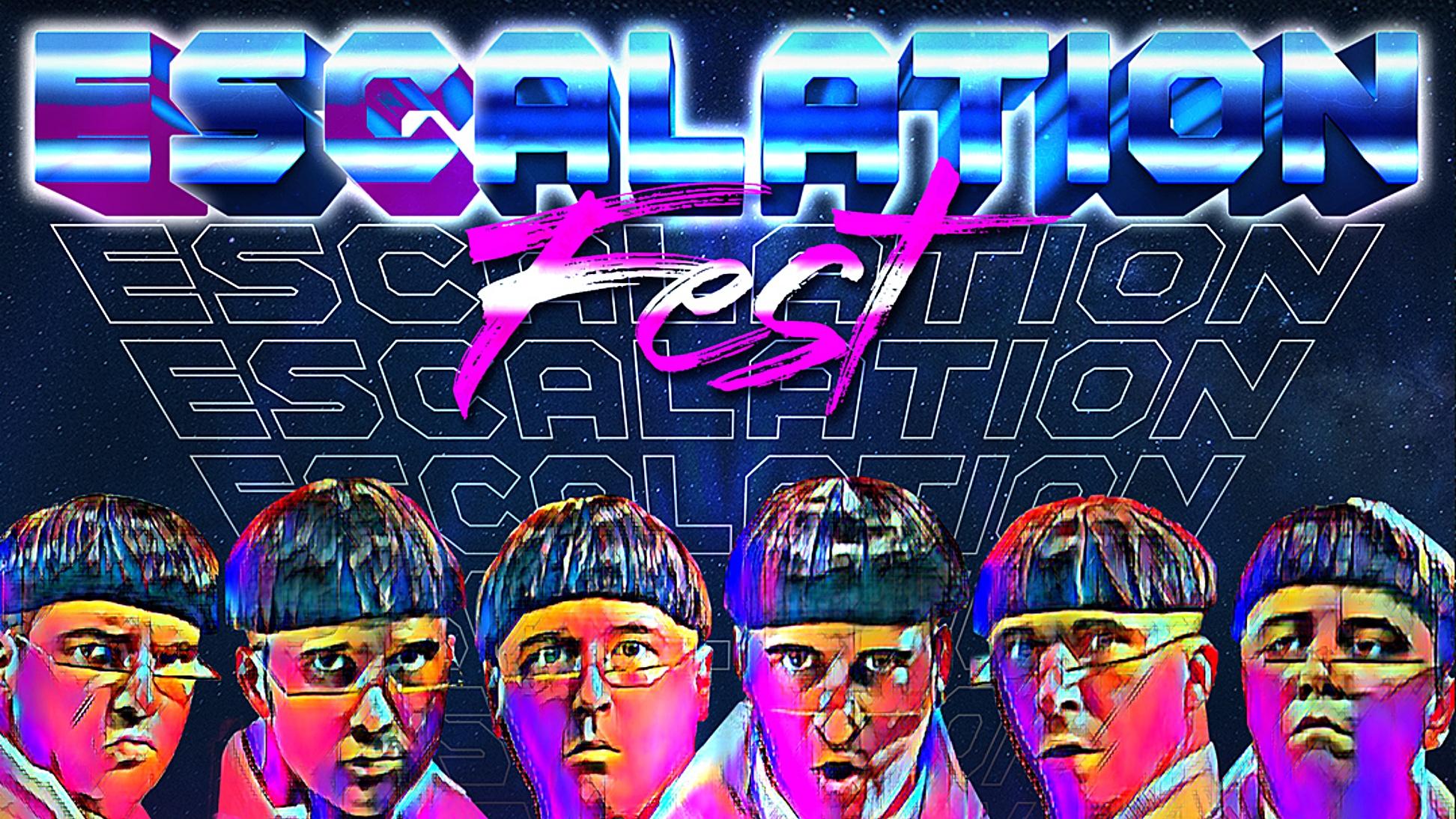 Eskimo Callboy Escalation Fest