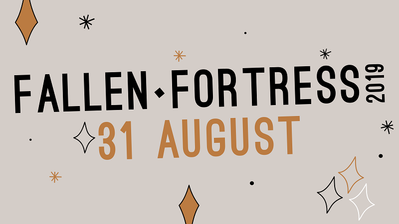 Fallen Fortress Open Air