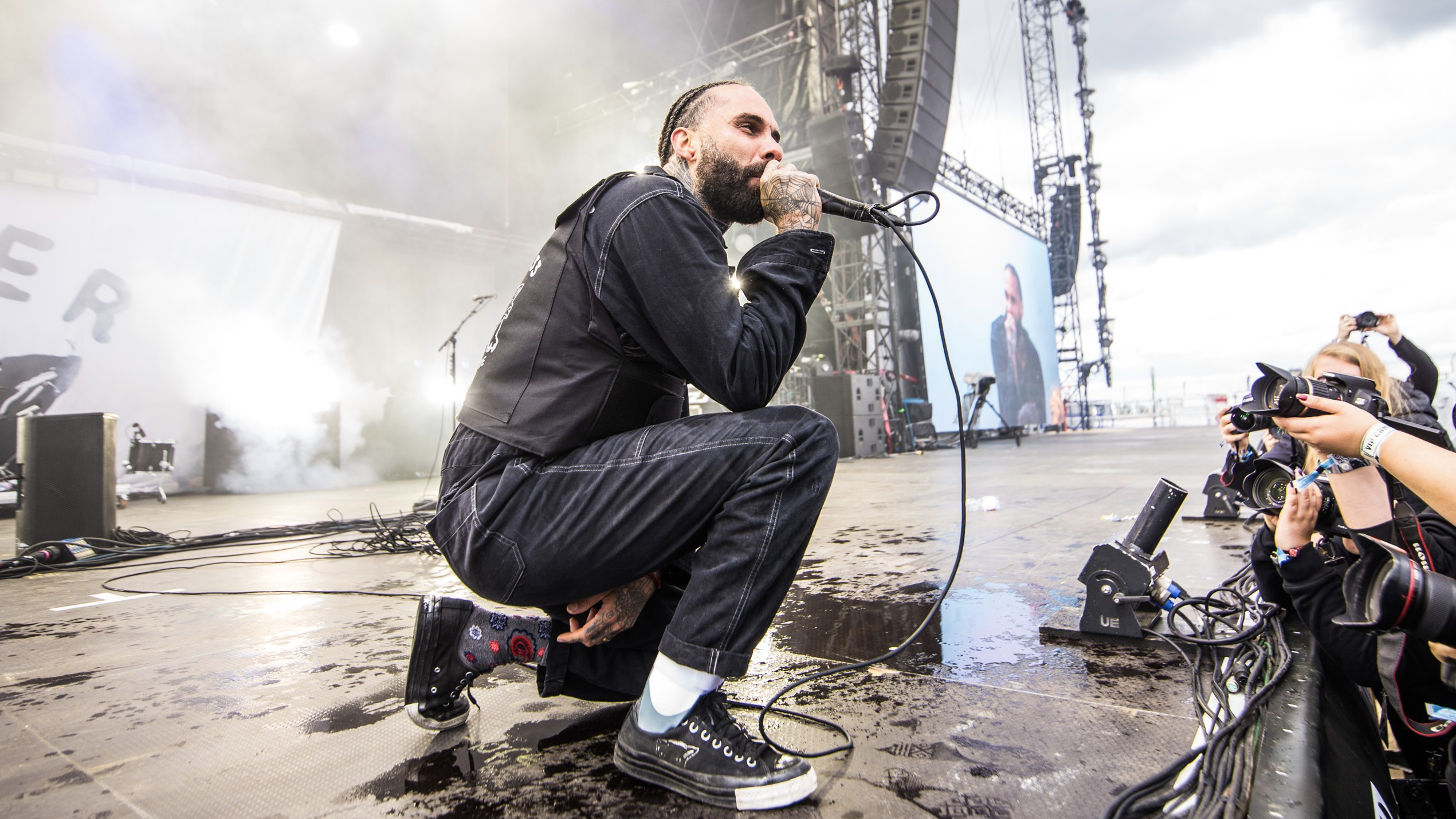 Fever 333 Jason Butler
