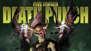 Five Finger Death Punch FFDP