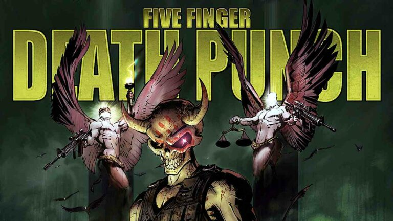 Five Finger Death Punch FFDP
