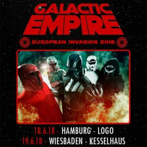 Galactic Empire Tickets Tour