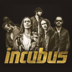 Incubus Tickets Tour
