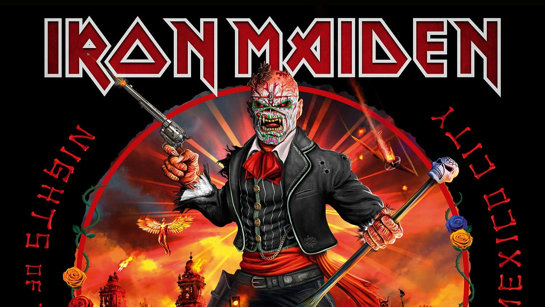 Iron Maiden Nights Of The Dead