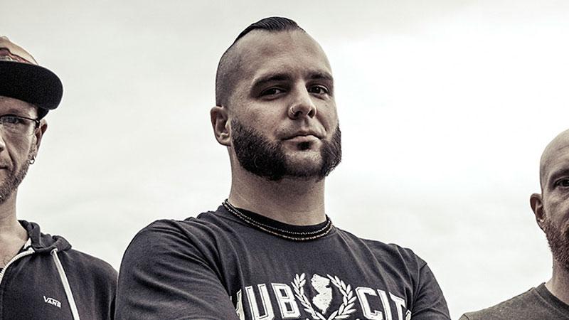 Killswitch Engage Jesse Leach