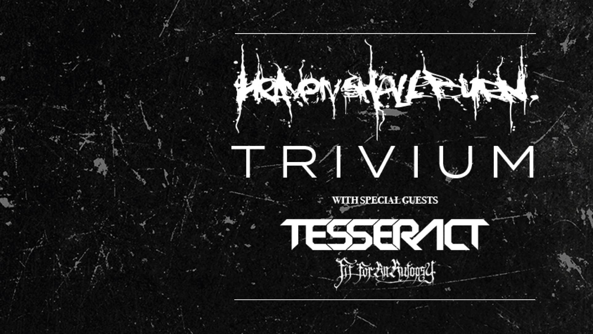 Trivium Heaven Shall Burn