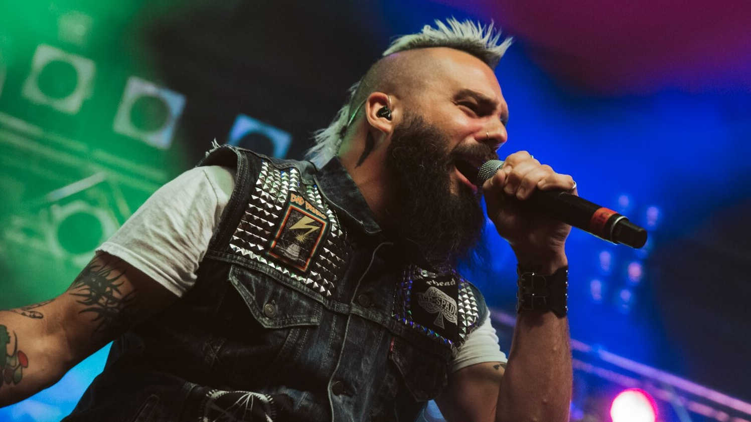Killswitch Engage Jesse Leach The Weapon