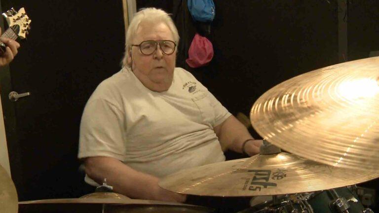 Lee Kerslake Uriah Heep Ozzy Osbourne