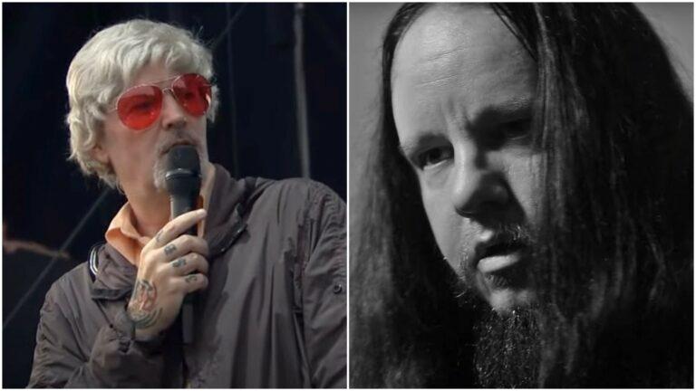 Limp Bizkit Joey Jordison Slipknot