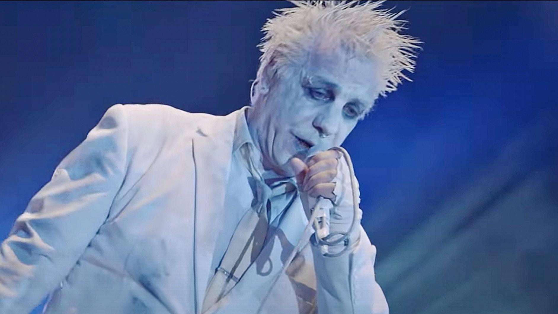 Lindemann Rammstein Live in Moscow